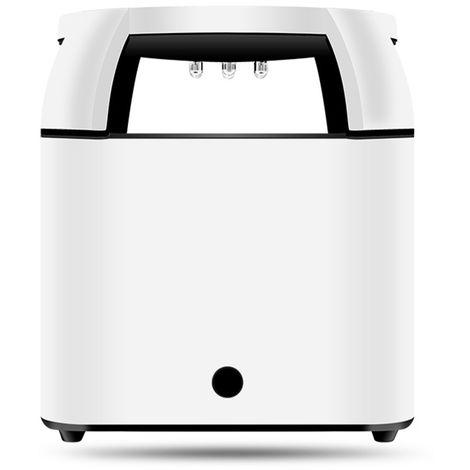 Lampara USB electrica LED Mosquito Killer, blanco
