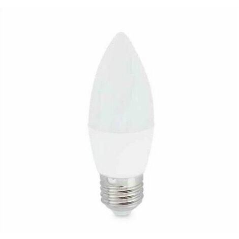 Lampara Vela LED 6W E27 2700K