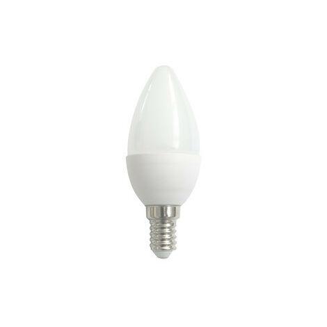 Lámpara vela Led 7W E14 6500ºK 580Lm (Electro DH 81.145/7/DIA)
