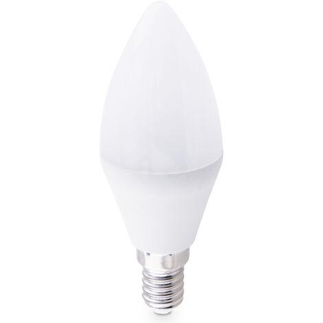Lámpara vela Led E14 8W 6000°K 720Lm (GSC 200695002)