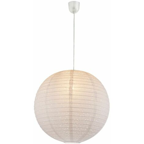 lámparas de cocina lámpara de techo de la pantalla ligera de papel decorativo techo de atenuación Ajuste incl. LED RGB