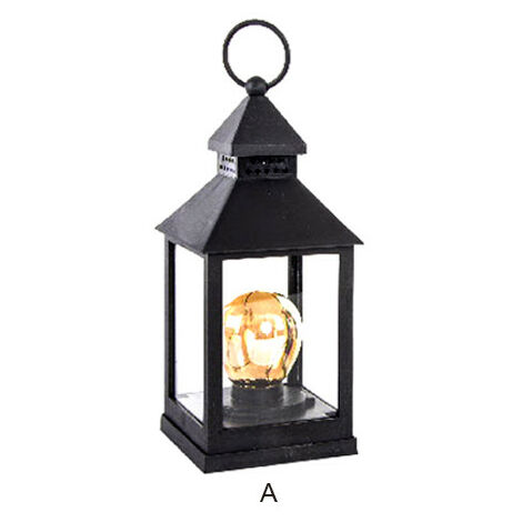 Lámparas de farola con bombillas Leds A