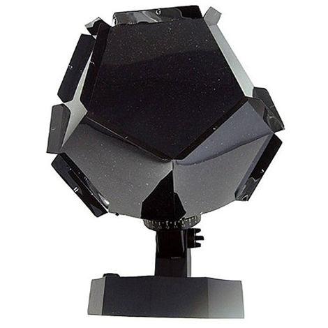Lamparas LED de proyeccion estelar, Proyector de luz nocturna, AMARILLO