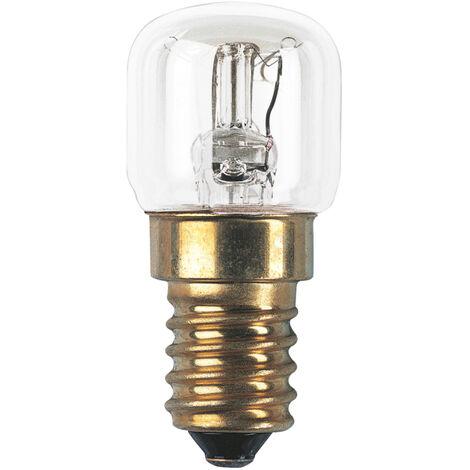 Lámparas para horno E14 15W 85Lm 22x50mm. (Osram 065052) (Blíster)