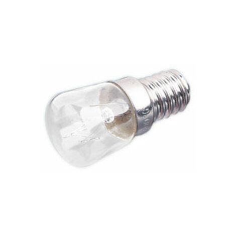 Lamparita filamento para hornos a rosca E14 230 V 15W 300 ºC Electro DH. 12.630 8430552061617