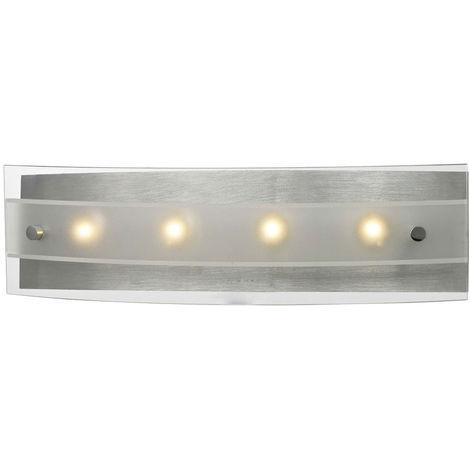 Lampe 4 watts DEL luminaire mural IP22 400 lumens 3000 kelvin applique couloir