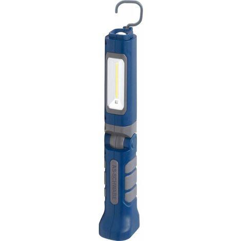 Lampe à batterie LED EVO 7 120G ,Magnet, Crochet