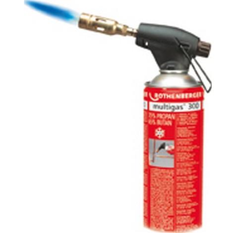 Lampe à braser ROFIRE®, Type d'allumage : sans PIEZO, Raccord 7/16 pouces