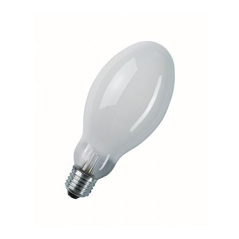 Lampe à décharge 400W sodium haute pression ovoide chaud 2000K 56500lm E40 opale VIALOX NAV-E SUPER 6Y OSRAM 179349