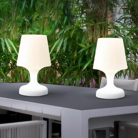 Lampe à Led Nomade X2 Sans Fil Extérieur Et Intérieur 13091