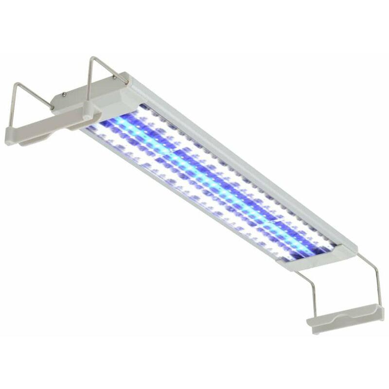 Lampe a LED pour aquarium 50-60 cm Aluminium IP67