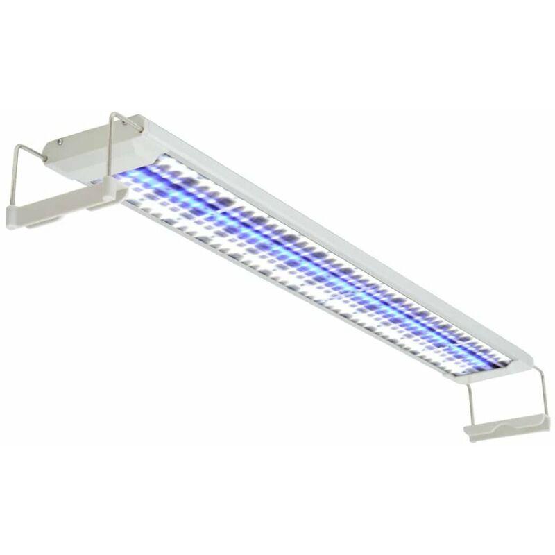 Lampe a LED pour aquarium 80-90 cm Aluminium IP67