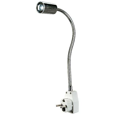 Lampe à LED pour prise secteur Dio Flex Plug S43229