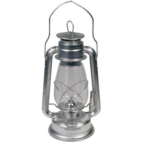 Lampe à pétrole MFH 26803 argent 1 pc(s)