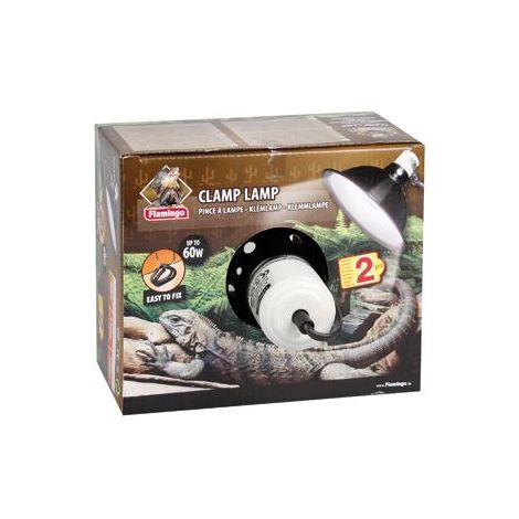 LAMPE A PINCE MAX W