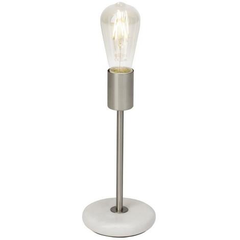 Alina Marbre Poser Gris Diametre A 12 Cm Base E27 Lampe 40w 8nOPwk0X