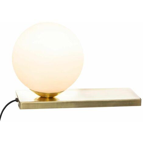Lampe à Poser Boule Dris D. 15 cm