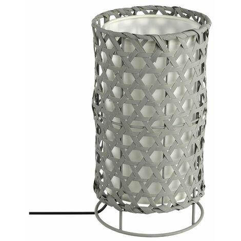 Lampe à poser en bambou Yazu - Atmosphera