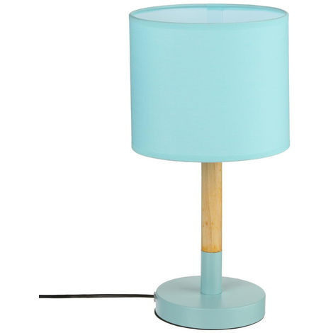 Lampe à poser en bois et métal Heva Helga - Atmosphera