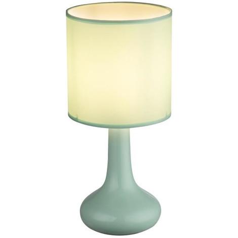 En Vert Céramique 32x15x15cm Lampe Poser A rCshtQd