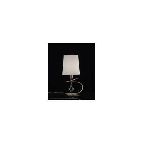 Lampe Cylindrique Antique Noir Maison De Tissu Avec Table Cuivre 3R5qL4Aj