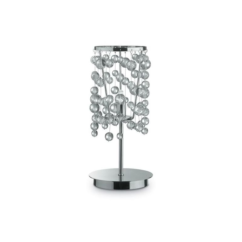 Lampe 1x40w Neve À Chrome Poser Lux Ideal mwy0NPv8nO