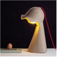 Lampe à poser SELETTI Egg of Colombus - Carton - Intérieur