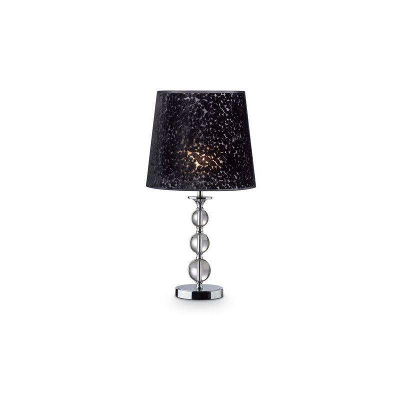 Lux Step Big Lampe Poser À 1x60w 032337 Noir Ideal e9bWED2HIY