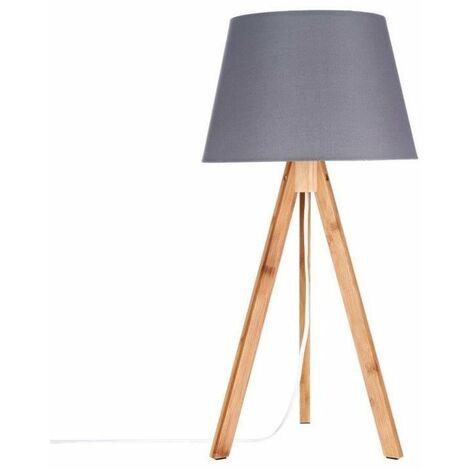 Lampe à poser trépied Bahi - Atmosphera