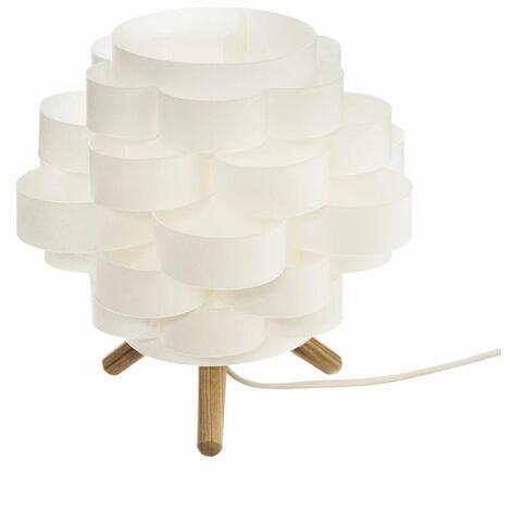 Lampe à poser trépied Bambou - Atmosphera