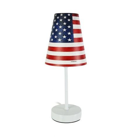 Lampe à poser USA