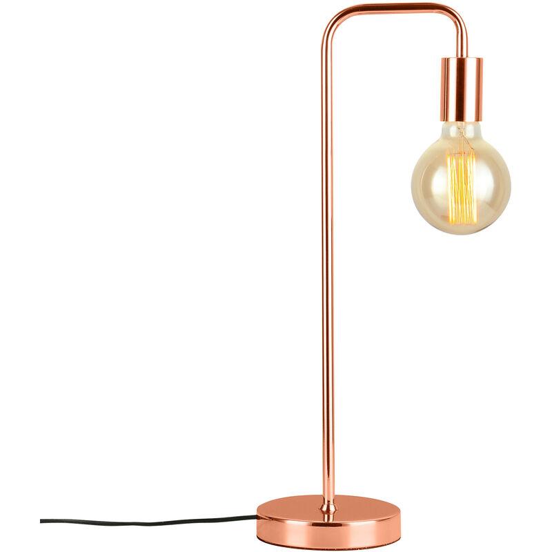 Poser Lampe Cuivreampoule Incluse À Ysé ULqSzpGMV