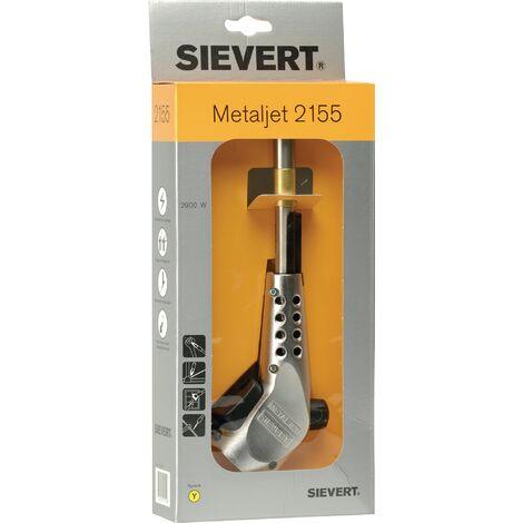 Lampe à souder Metaljet 2155 sans cartouche vissable 230 g/h 2,9 kW
