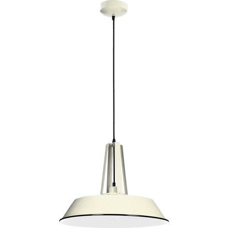 Lampe a Suspension Alvar - Plafonnier - pour Wall - en Metal, 46,5 x 46,5 x 166 cm, 1 x E27, Max 60W
