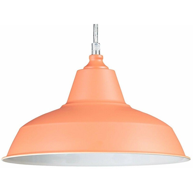 Cm Salle Luminaire Suspension Salon De À Cuisine Orange Lampe Lampadaire Diamètre 28 Lustre Bain wP80nkXO
