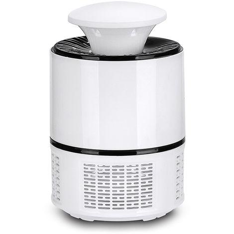 Lampe Anti-Moustique Alimentee Par Usb, Blanc