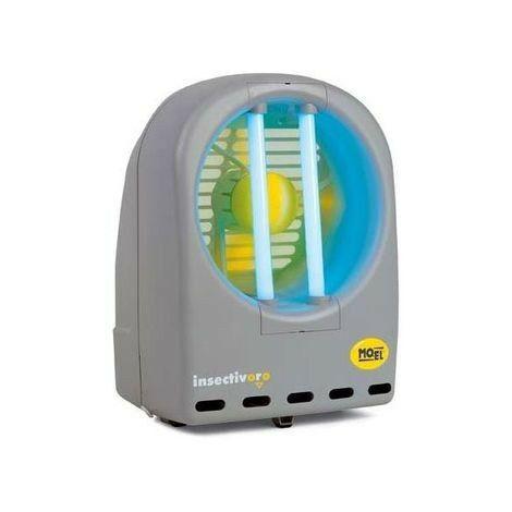 Lampe Anti Moustique INSECTIVORO Gris 40W