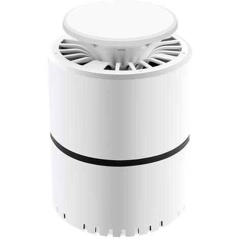 Lampe anti-moustique USB domestique, photocatalyseur silencieux, anti-moustique sans rayonnement pour chambre ¨¤ coucher