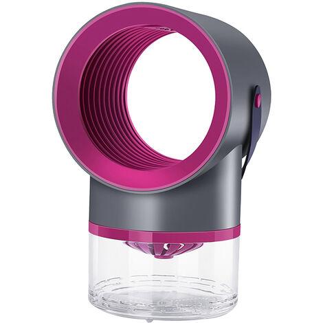 Lampe Anti-Moustique Usb, Tueur De Moustique Photocatalyseur Silencieux, Gris