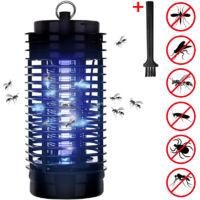 Lampe anti-moustiques LED insectes piège insectes volants 25m² maison électrode