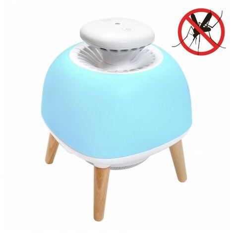 - Lampe aspirante LED Piège à moustique - MosquiLED - DeliTech®