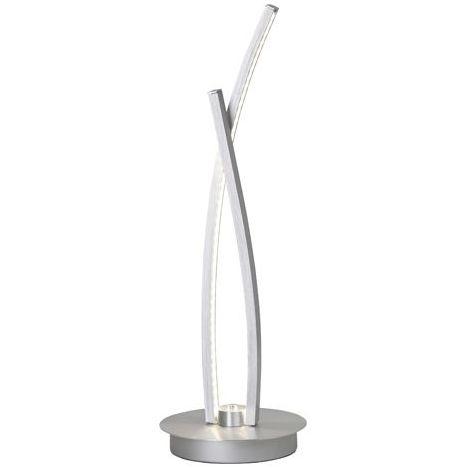 Lampe avec variateur ART WORK 1x12W LED intégrée ALUMINIUM