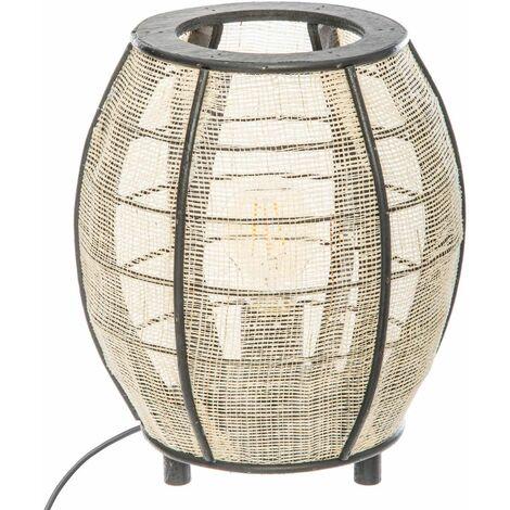 Lampe Bambou - Bambou