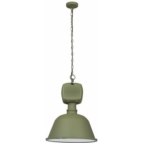 Lampe Bey SKLUM Aluminium / Verre - Vert Kaki