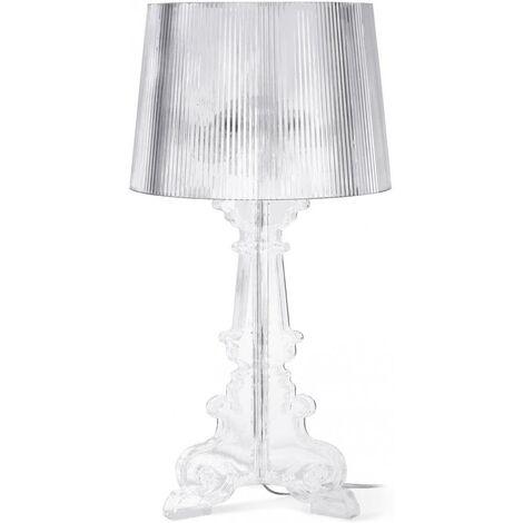 Lampe Bourgie Ferruccio Laviani Style - Grand modèle Transparent