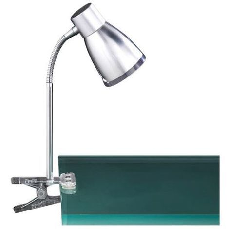 Lampe Bureau Design Rhea A Pince Led