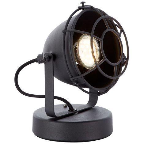 Lampe CARMEN 1x28W GU10 Noircissement