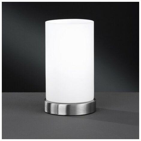 Lampe Chevet Tactile Nuit Blanche - Blanc