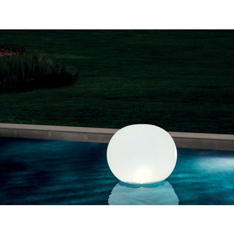 Lampe d'ambiance LED globe - Intex