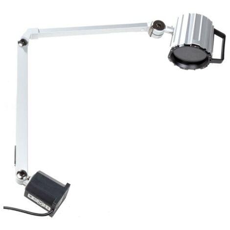 Lampe d'atelier halogène Jarrer - 55W - 240V - IP65 - Avec ampoule